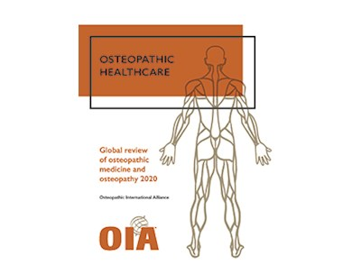 Global snapshot of the osteopathy profession
