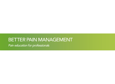 Better Pain Management